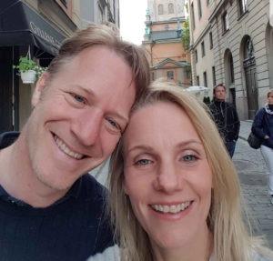 Sylvi og Jørgen Bjelke