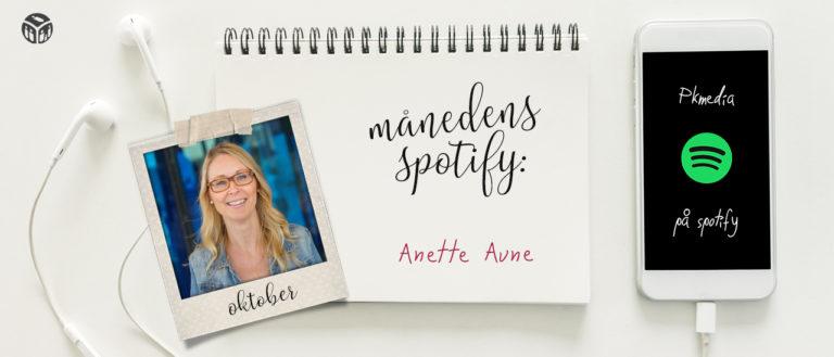 Manedens Spotify Anette okt 21-9