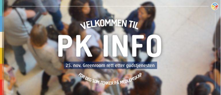 PK info