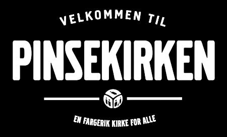 PK emblem velkommen hvit skygge